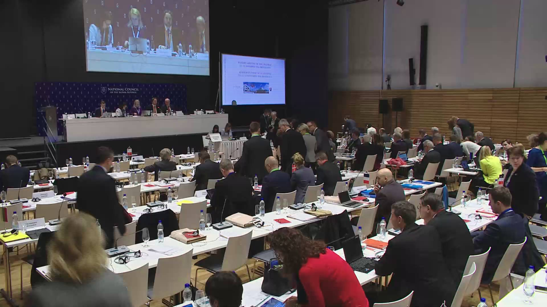 Plenary COSAC 14.11.2016